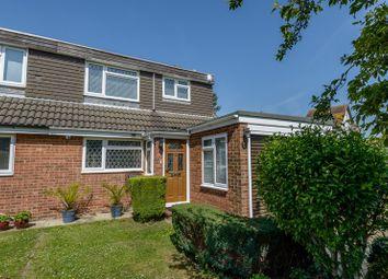 Thumbnail 3 bed semi-detached house for sale in Admirals Walk, Shoeburyness, South Shoebury