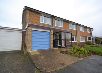 Thumbnail 5 bed semi-detached house for sale in Barry Close, Grays