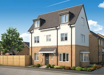 "Thumbnail 4 bed property for sale in ""The Heather At Chase Farm, Gedling"" at Arnold Lane, Gedling, Nottingham"