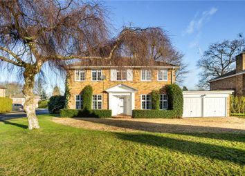 Thumbnail 4 bed detached house to rent in Walton Drive, Ascot, Berkshire