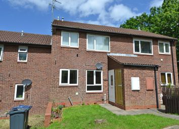 Thumbnail 1 bed maisonette for sale in Newman Way, Rednal, Birmingham