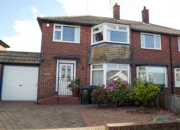 Thumbnail 3 bed property to rent in Rothbury Avenue, Gosforth, Newcastle Upon Tyne
