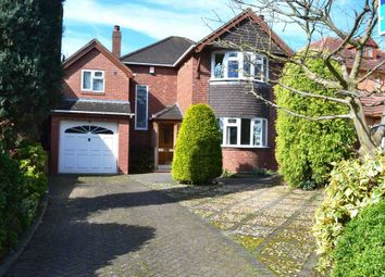 Thumbnail 4 bed detached house to rent in Ednam Road, Goldthorn Park, Wolverhampton