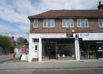 Thumbnail Retail premises for sale in Oakleigh Road North, Whetstone