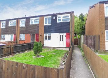 Thumbnail 3 bedroom end terrace house for sale in Cedar Close, Overdale, Telford, Shropshire