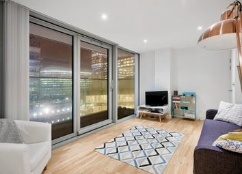 Thumbnail 1 bedroom flat to rent in Landmark East Tower, Canary Wharf