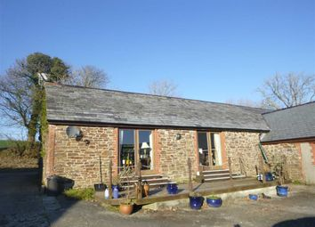 Thumbnail 2 bed semi-detached house to rent in Virworthy, Sutcombe, Holsworthy, Devon