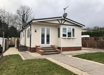 Thumbnail 2 bed mobile/park home for sale in Bridgnorth Road, Madeley, Telford