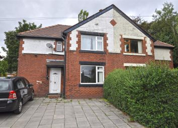 Thumbnail 3 bed semi-detached house for sale in Leech Avenue, Ashton-Under-Lyne
