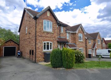 Thumbnail 3 bed semi-detached house for sale in Ironstone Drive, Chapeltown, Sheffield