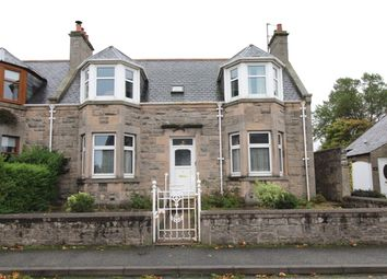 Thumbnail 3 bed semi-detached house for sale in West Cathcart Street, Buckie
