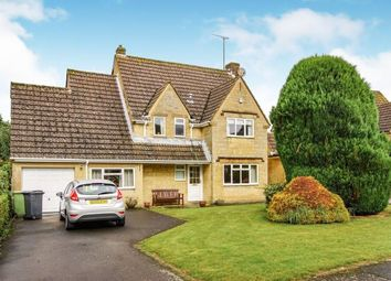 Thumbnail 4 bed detached house for sale in The Damsells, Tetbury, Gloucestershire