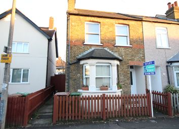 Thumbnail 2 bed cottage to rent in Longfellow Road, Worcester Park, Surrey