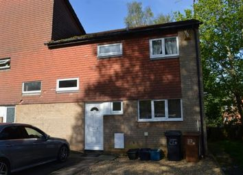 Thumbnail 3 bedroom semi-detached house for sale in Foxwell Square, Southfields, Northampton