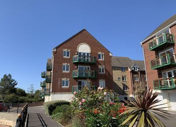 Thumbnail 2 bed flat for sale in Pacific Close, Ocean Village, Southampton