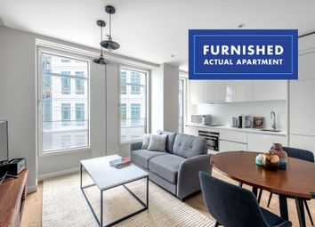 Thumbnail 1 bed flat to rent in Central Saint Giles Piazza, Covent Garden