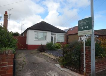 Thumbnail 2 bed detached bungalow to rent in South Drive, Rhyl