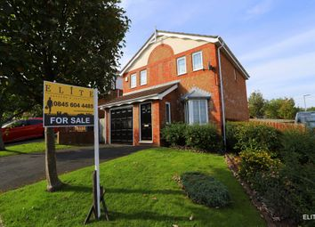 Thumbnail 4 bed detached house for sale in Blackcliffe Way, Bearpark, Durham
