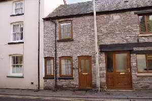 Thumbnail 1 bed cottage for sale in High Street, Talgarth