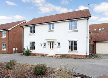 Thumbnail 4 bed detached house for sale in Century Drive, Grange Farm, Kesgrave, Ipswich