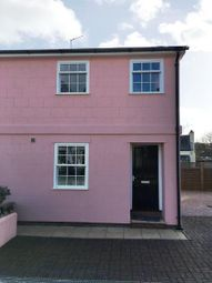 Thumbnail 2 bedroom semi-detached house to rent in Cleveland Place, Dawlish