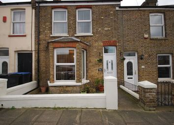 Thumbnail 2 bed terraced house for sale in Buxton Road, Ramsgate
