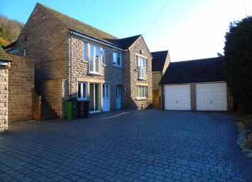 Thumbnail 4 bed detached house to rent in Church St, Holloway, Matlock, Derbyshire
