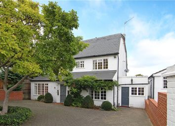 Thumbnail 5 bed detached house to rent in Marryat Road, Wimbledon Village