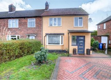 Thumbnail 3 bed semi-detached house for sale in Branfield Avenue, Heald Green, Cheshire