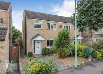 Thumbnail 3 bed semi-detached house to rent in Waveney Road, Bungay