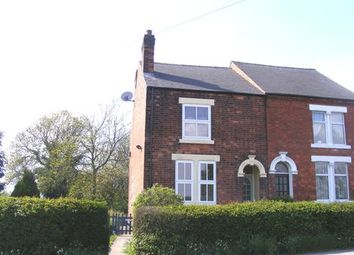 Thumbnail 3 bed semi-detached house to rent in Cordy Lane, Brinsley, Nottingham