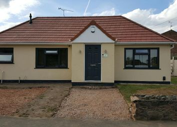 Thumbnail 3 bed detached bungalow for sale in Lawnwood Road, Groby, Leicester