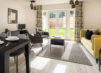 Thumbnail 3 bed semi-detached house for sale in St George's Road, Badshot Lea