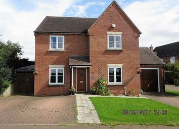Thumbnail 4 bed detached house to rent in Bassa Road, Baschurch, Shrewsbury