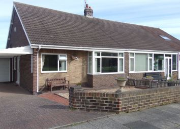 Thumbnail 2 bed bungalow for sale in Fountain Head Bank, Seaton Sluice, Whitley Bay