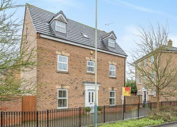 Thumbnail 5 bed detached house for sale in Swindon, Wiltshire