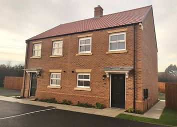 Thumbnail 2 bed semi-detached house for sale in Fairfax Mews, Green Hammerton, York