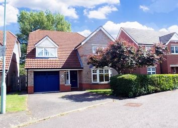 Thumbnail 4 bed property to rent in 42 Heasman Close, Newmarket