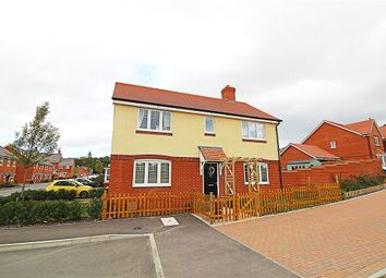 Thumbnail 4 bed detached house for sale in Holmwood Park, Longham, Ferndown