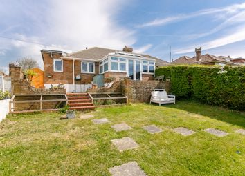 Thumbnail 3 bed semi-detached house for sale in Fairholme Road, Newhaven, East Sussex
