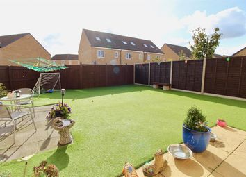 Thumbnail 3 bed detached house for sale in Roma Road, Cardea, Peterborough