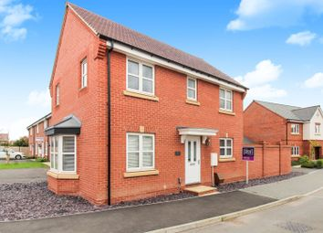 Thumbnail 3 bed detached house to rent in Bolsover Road, Littleover, Derby