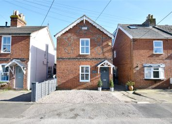 Thumbnail 3 bedroom detached house for sale in Bracknell Road, Brockhill, Warfield, Berkshire