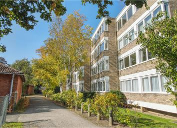 Thumbnail 3 bed flat for sale in Pentlands Court, Cambridge