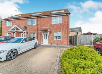 Thumbnail 2 bed end terrace house for sale in Ostler Walk, Kirton, Boston, Lincolnshire