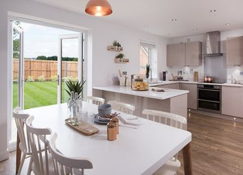 "Thumbnail 4 bed detached house for sale in ""Chester"" at Bedewell Industrial Park, Hebburn"