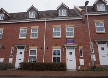 Thumbnail 3 bed terraced house for sale in Highlander Drive, Telford