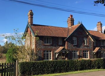 Thumbnail 3 bed semi-detached house to rent in Whitlingham Lane, Trowse, Norwich