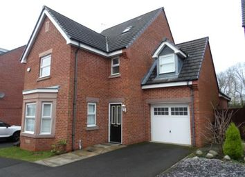 Thumbnail 5 bedroom detached house for sale in St. Thomas Close, Windle, St. Helens, Merseyside