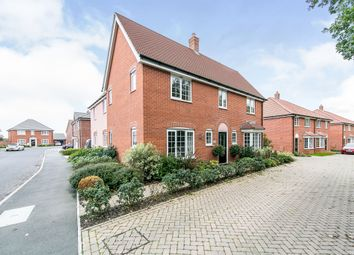 Abbott Way, Holbrook, Ipswich IP9. 4 bed detached house for sale